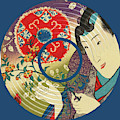 Record Album Vinyl Lp Asian Japanese Man Woman by Tony Rubino