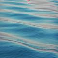 Red Buoy by Joann Vitali