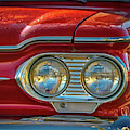 Red Corvair by Guy Whiteley