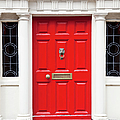 Red Door by Opla