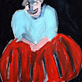 Red Dress by Edgeworth DotBlog