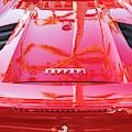 Red Ferrari II by Brian Jannsen