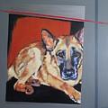 Red Line by Lorraine Germaine