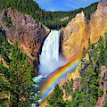 Red Rock Rainbow by Greg Norrell