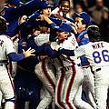 Red Sox V Mets by T.g. Higgins