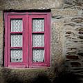 Red Window by Edgar Laureano
