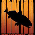 Redfish Dusk Patrol by Kevin Putman