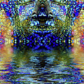 Reflecting On Buddha by Peggy Collins
