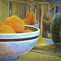 Reflections In A Pot  by Lynda Lehmann