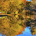 Reflections Of Autumn by Kathi Isserman