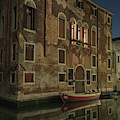 Reflections Of Italy by Laura Hedien