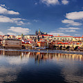 Reflections Of Prague by Andrew Soundarajan