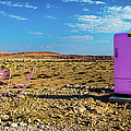 Refreshments Pit Stop In The Middle Of Nowhere by Lyl Dil Creations