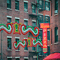 Regina Pizza - The North End by Joann Vitali