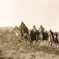 Return Of Scouts Cheyenne 1910 by American School