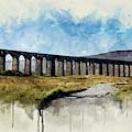 Ribblehead Viaduct by David Ridley