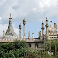 Brighton Royal Pavilion 2 by Richard Reeve