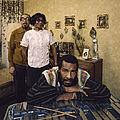 Richie Havens At Home by John Olson