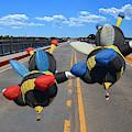 Rio Grand Gorge Bridge by Gerald Greenwood