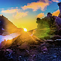 Rising Sun by Mirek Kohout