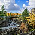 River Crossing by Scott Kemper