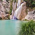 River Neda Waterfalls by Milan Ljubisavljevic