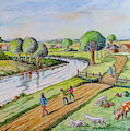 River Road by Anthony Mwangi