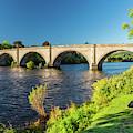 River Tay, Dunkeld, Perthshire by David Ross