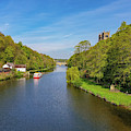 River Wear Spring Beauty In Durham by Iordanis Pallikaras