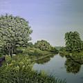 River Wey by Raymond Ore