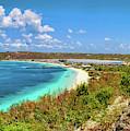Road Bay Overlook Sandy Ground Anguilla by Ola Allen