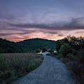Road To Sunset by Yordan Nedialkov