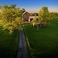 Roadside Barns by Roger Monahan