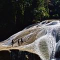 Roberto Barrios Waterfall by David Resnikoff