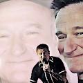 Robin Williams by Mark Baranowski