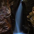 Robinson Falls Hocking Hills by Dan Sproul