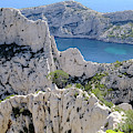 Rock Design Calanques  by August Timmermans