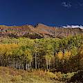 Rocky Mountain Autumn Panorama View by James BO Insogna