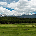 Rocky Mountain National Park by David Morefield
