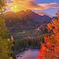 Rocky Mountain Sunrise by Darren White