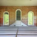Rodney Presbyterian Church Interior by Susan Rissi Tregoning