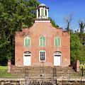 Rodney Presbyterian Church by Susan Rissi Tregoning
