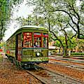 Rollin' Thru New Orleans by Steve Harrington