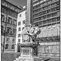 Roman Elephant Obelisk by Wolfgang Stocker