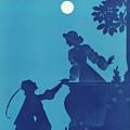 Romeo Wooing Juliet On The Balcony, 1937 by American School