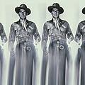 Ronald Reagans by Alfred Gescheidt