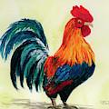 Rooster 2 by Darice Machel McGuire