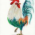 Rooster 5 by Darice Machel McGuire