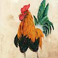 Rooster 7 by Darice Machel McGuire