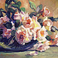 Rose Bowl by David Lloyd Glover